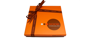 Sook Chocolate 16 box set