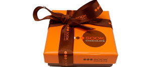 Sook Chocolate 4 box set